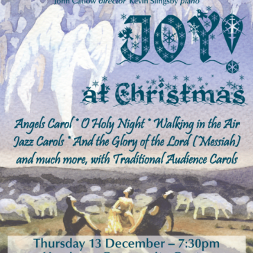 Christmas Concert – Joy at Christmas