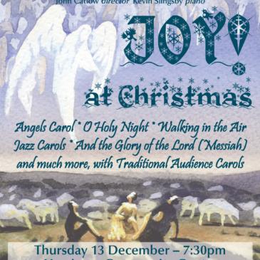 Christmas Concert – Joy at Christmas